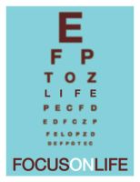 Focus On Life Poster by nardiazahn