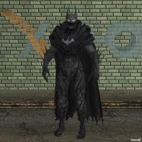 XNA Worst Nightmare Batman by X-N-A