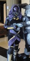 Tali Costume by Shyailu