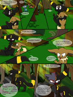 PMD: EoH Chapter 3 - 112 by Evildraws
