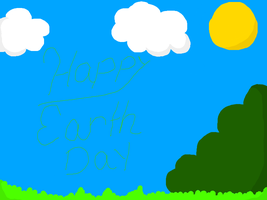 Earth Day by KyioneEvans