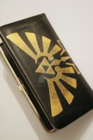 Triforce Woman's Wallet by ScissorWizardCosplay