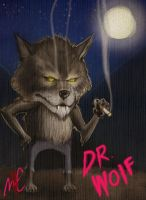 Dr. Wolf by Mike086