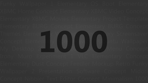 1000 by spiceofdesign