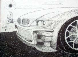 Pointillism by NeoZeroX