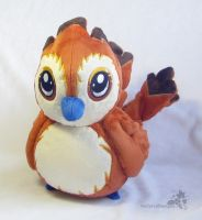 Pepe from World of Warcraft by HollyIvyDesigns