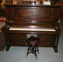 Gallatin Museum 64 Piano by Falln-Stock
