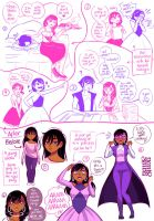 Sheela sketchdump by Geminine-nyan