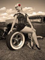 Niki Nix Wheelin by NikiNix