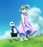 Summertale by C-Puff