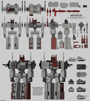 Metroplex -Character Reference by 100SeedlessPenguins