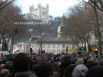 Lyon 11-01-2015 Nous sommes Charlie by angeloup