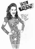 Fran Drescher- The Nanny by LivRavencroft