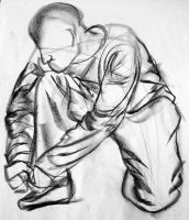 Gesture Drawing Clothed 5 by JakeGreen