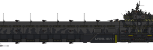 ACV-201 Midway Class by Mrkellysheroes