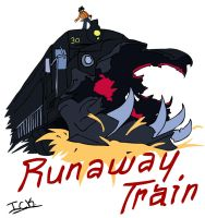 ICK in Runaway Train by ICK369
