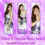 Photopack#18 Tiffany @ Youtube Music Award by HanaBell1