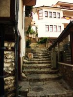 vo stariot del na ohrid by AvenueOfLoneliness