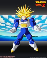 Trunks Maximum Power SCT by Seiya-Dbz-Fan