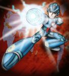 digital : megaman 2014 by darshan2good