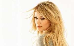 hilary duff by floppe