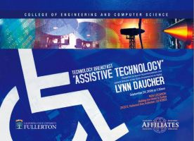 Assisted Technology Lecture by dichotomies