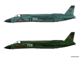 Yak-141M Freestyle [Drakonian Colors] by slowusaurus