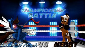 Pony Kombat New Blood 2 Championship Battle by Macgrubor