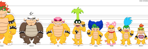 The Koopa's by Gothicraft