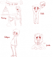 Livestream Requests 5-10-13 by Pastel-Hime