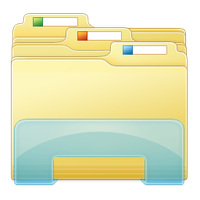 Folder Windows PNG by Magog64