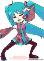 LOL MIku by Skjzark