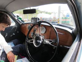 Marauder Coupe  1950/52  dashboard by Sceptre63