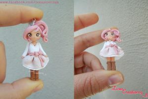 monellina pink by LisaCreations