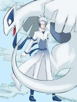 Lugia gijinka by ksugarfree