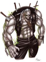 Solomon Grundy by Osmar-Shotgun