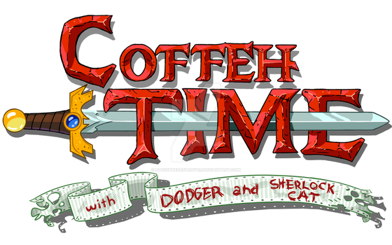 COFFEH TIME by DavidtheDestroyer