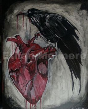 The Raven and the Heart (Finished) by Between-the-Divine