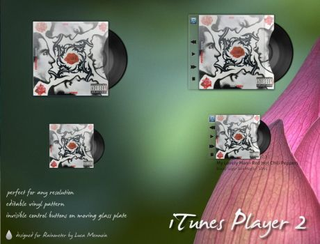 iTunes Player 2 by lucamennoia