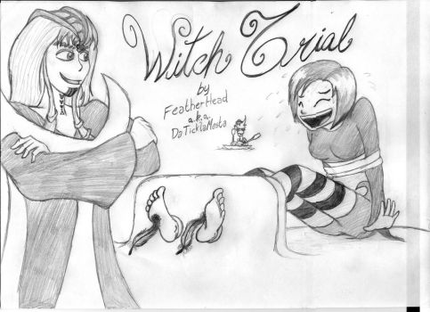 Witch Trial by RalfTheRalfMan