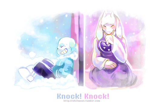 [UT] Knock Knock by whitmoon