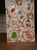Christmas card to Auntie by Lyndsey-Catastrphe