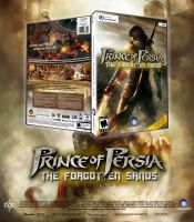Prince of Persia TFS Cover by archnophobia