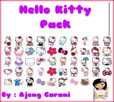 Hello Kitty Pack Byajengcarani by Ajengcarani