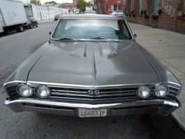 1967 Chevrolet El Camino SS 396 (II) by Brooklyn47
