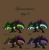 MB Tyrannosaurion by Asura1