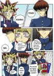 What Kaiba wants from Yugi Page 1/3 by My-world-is-eternal