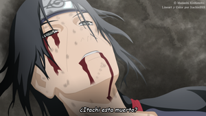 Itachi is dead by Itachis999