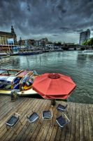 Chilling Spot - HDR by Ageel