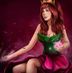 Rose Princess for CoCo Contest by Belidas